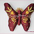 Mon papillon pour le musée de l' holocauste de houston