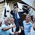 Résultat du second tour des législatives, victoire des nationalistes corses !