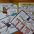 Les maths et le français en version visuelle