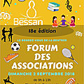 <b>Forum</b> des <b>associations</b> 18ème