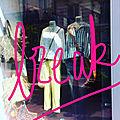 Pour info: la boutique sera fermée lundi 30 avril et mardi 1er mai