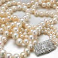 The Magnificent And Mysterious Pearls Of Anna Thomson Dodge To Be Sold By Bonhams New York