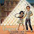 Gaspard et la malédiction du prince-fantôme, d'isabelle dethan