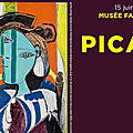 The musée fabre opens a major exhibition encompassing pablo picasso's entire career