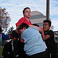 12-13, école de rugby, 24 novembre