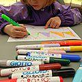 Mettre de la couleur dans ses œuvres avec les produits giotto et lyra