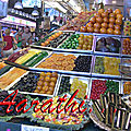 Candied Fruits Stall