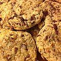 Les (fabuleux) cookies de sébastien (emission tv : le meilleur pâtissier)
