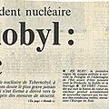 Chernobyl !