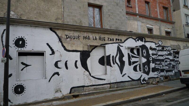 ZOO PROJECT-Rue de l'Orillon-10e
