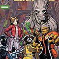 Panini Marvel : All new <b>Gardiens</b> de la Galaxie