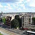 Revitalisation des centre- <b>villes</b> reconstruits après 1944: la Normandie et l'Etat financent.