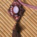 03. Colliers & pendentifs perlés