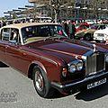 Rolls royce silver shadow ii 1977-1980