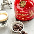 Fruits secs au <b>Grand</b> <b>Marnier</b>