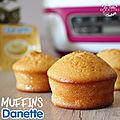 Muffins Danette