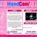 Handcom.fr ouvre ses portes !