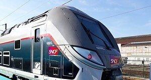 Matériel Ferroviaire: la NORMANDIE invente la GRANDE VITESSE de proximité, tout confort!