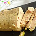 Foie gras mi cuit inratable
