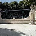 la place Amédée Larrieu