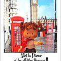 Petite virée à Londres