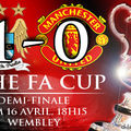 Man City 1 - 0 Man Utd (FA Cup)