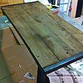 table basse etabli 7
