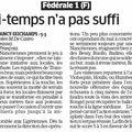 Article de l'er du 10 janvier 2010
