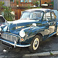 MORRIS Minor <b>1000</b> drophead coupé 1964