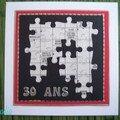 Carte n°14 Anniversaire d'Emmanuel