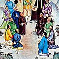 Sts Agostino Zhao Rong et 119 compagnons <b>martyrs</b> en Chine 2/2