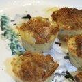 Muffins pommes, maroilles et spéculoos