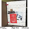 Jours 1,2 et 3 du december daily de solovescrap