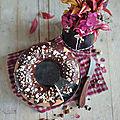 <b>Gâteau</b> aux Noisettes ou Haselnussring Recette de Mamama