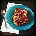 Gâteau marbré au nutella [sev]