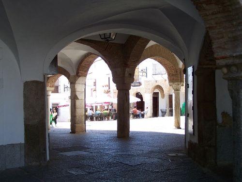 Zafra-Plaza Chica