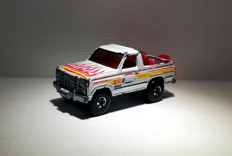 Ford Bronco (Hotwheels)