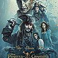 Pirates des caraïbes 5 la vengeance de salazar