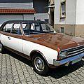 Opel rekord c 1900 l berline-1970