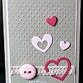 32. gris et rose - romantique