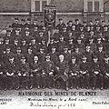 Les cousins - Les classes 1887-1888 - Montceau Les <b>Mines</b>