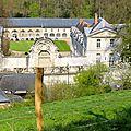 En attendant son inscription à l'UNESCO: SAVOURONS la bière de l'<b>abbaye</b> <b>normande</b> de SAINT WANDRILLE!