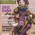 doll collector June 2012