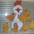 Pâques véranda