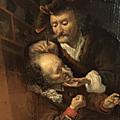 Musée des Beaux Arts de la Ville de Paris <b>Petit</b> <b>Palais</b>: Quelques pratiques médicales du 17 éme siècle
