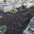 Espagne : la plus grande manifestation de l'histoire récente, ignorée des médias...
