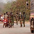 Mutineries en côte d'ivoire