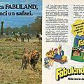 Gioca fabuland, vinci un safari