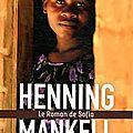 Le roman de sofia de henning mankell