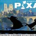[j'y étais n°1] : a l'expo pixar, 25 ans d'animation